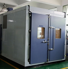 Temperature and humidity testing chambers are delivered to overseas customers