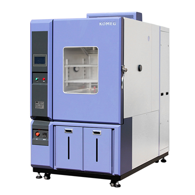 Environmental Chamber for Temperature and Humidity Testing, Item KMH-1000 Climate Simulation Chamber