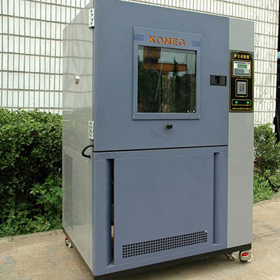 Sand and Dust Environmental Test Chamber
