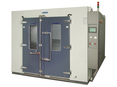 Environmental Testing Walk in Room, Item KMHW-12.5L Humidity / Temperature Test Chamber