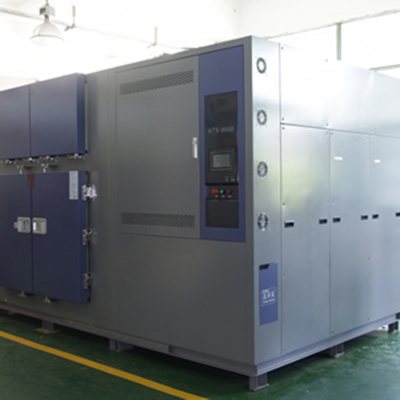 Three Zone Thermal Shock Test Chamber, Item KTS-966B Hot and Cold Temperature Test Chamber